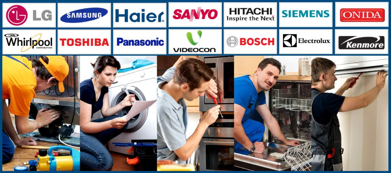 appliance service centers