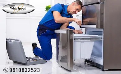 Whirlpool Refrigerator Service Center in Gurgaon