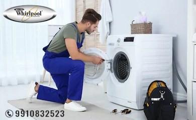 Whirlpool Washing Machine Service Center in Gurgaon