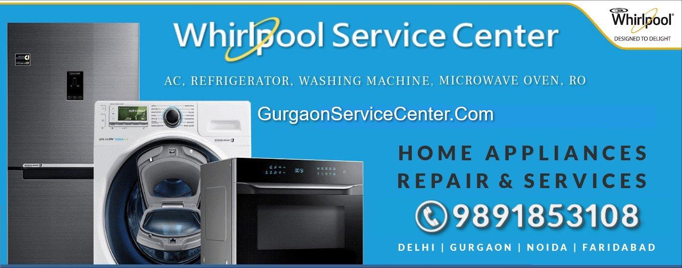 whirlpool service center gurgaon